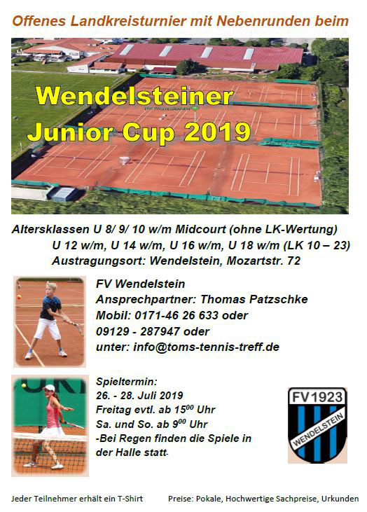 juniorcup2019 plakat